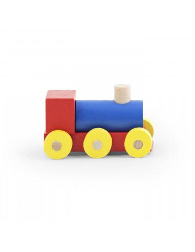 Mini trein puzzel