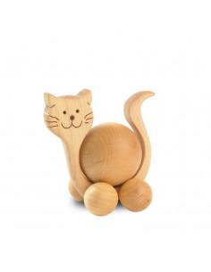 Rollende kat