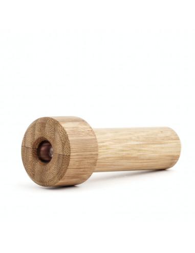 Zaklamp bamboe