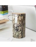 Opbergblik houtblok