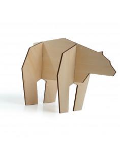 IJsbeer hout
