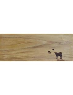 Snijplank koeien