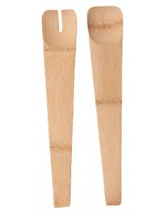 Bamboe slabestek recht