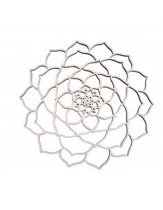 Mandala bloem klein